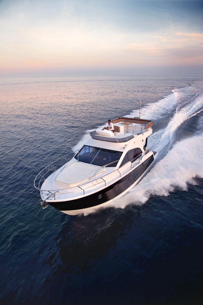 Bates boat