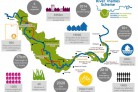 In the year 2025: The flood defence plan in numbers, but it won't be fully in place for more than a decade.
