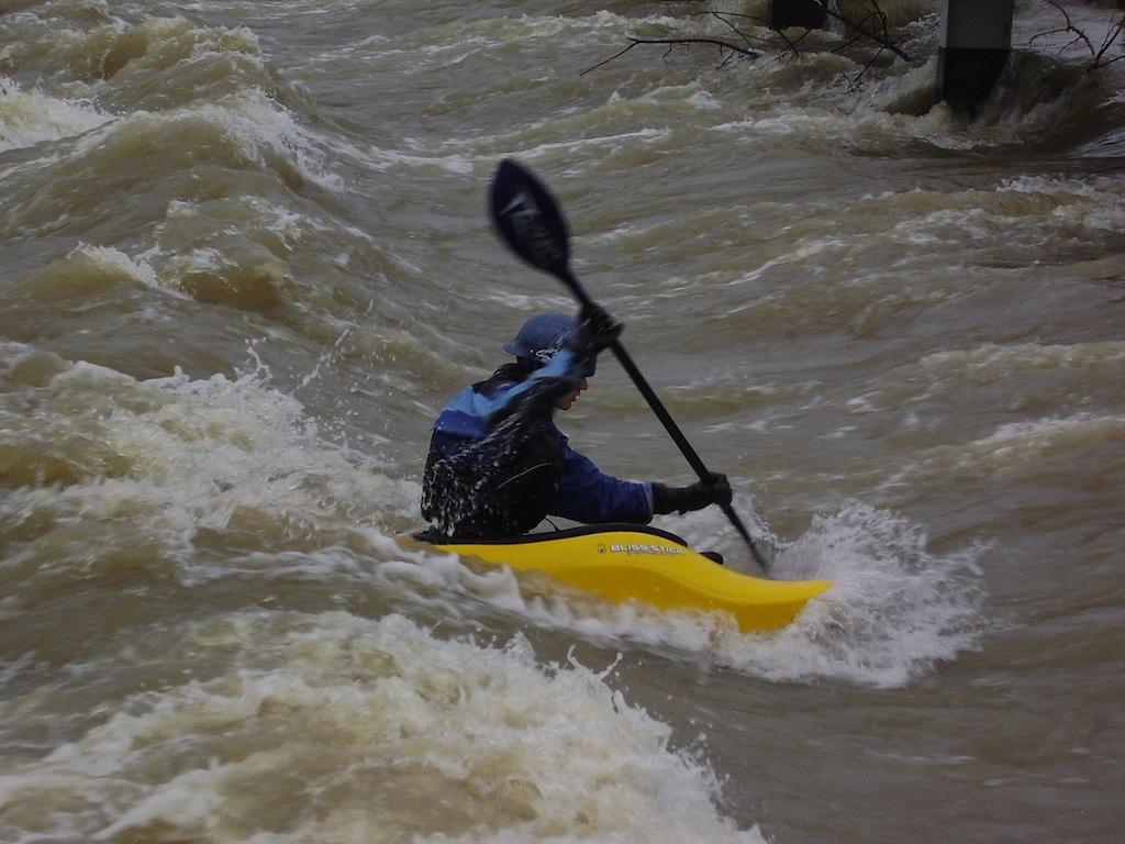 Chertsey Weir