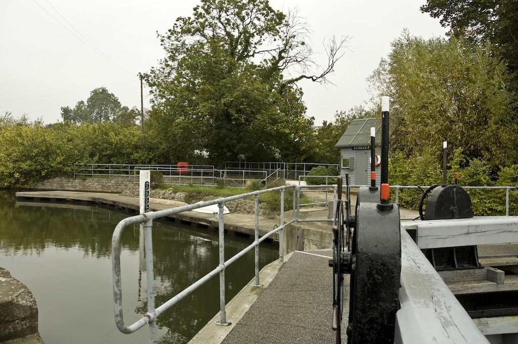 Sunbury Old Lock