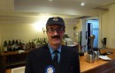 Tim Carter had the Weybridge SC members in fits with his rendition of his own poem 'The Oxford Cox'