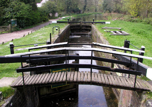 The Basingstoke Canal officially reopens at Easter