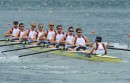 Rowing as part of the crew of an eight can be an exhilarating experience